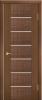 """Дверь Ремьеро 9 купить в Санкт-Петербурге по низкой цене (цвет: орех крупно рад) от производителя межкомнатных дверей """"Геона"""