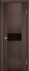 """Дверь Ремьеро 1 купить в Санкт-Петербурге по низкой цене (цвет: орех шоколад) от производителя межкомнатных дверей """"Геона"""