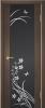 """Дверь Лилия купить в Санкт-Петербурге по низкой цене (цвет: венге натуральный) от производителя межкомнатных дверей """"Геона"""