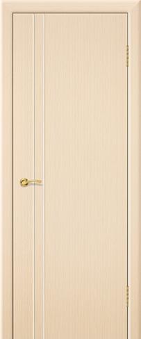"""Дверь Лайн 7  купить в Санкт-Петербурге по низкой цене (цвет: дуб крем) от производителя межкомнатных дверей """"Геон"""