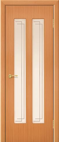 """Дверь М2  купить в Санкт-Петербурге по низкой цене (цвет: дуб розовый) от производителя межкомнатных дверей """"Геон"""
