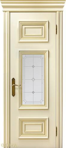 """Дверь Корсо 3 купить в Санкт-Петербурге по низкой цене от производителя межкомнатных дверей """"Геона"""