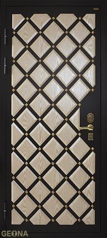 Дверь входная Граф купить в Санкт-Петербурге по низкой цене от производителя дверей Геона