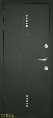 Дверь входная Максима NS 2 купить в Санкт-Петербурге по низкой цене от производителя дверей Геона