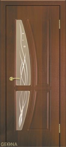 Дверь Медуза 2 купить в Санкт-Петербурге по низкой цене от производителя межкомнатных дверей Геона