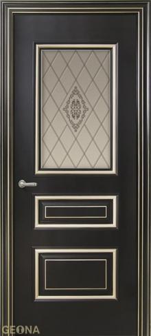 """Дверь Прованс купить в Санкт-Петербурге по низкой цене от производителя межкомнатных дверей """"Геона"""