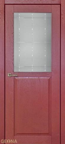 """Дверь Рандеву 2/1 купить в Санкт-Петербурге по низкой цене от производителя межкомнатных дверей """"Геона"""