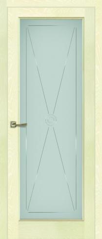 """Дверь Рико 1 купить в Санкт-Петербурге по низкой цене от производителя межкомнатных дверей """"Геона"""
