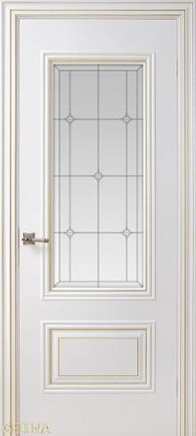 """Дверь Ришелье купить в Санкт-Петербурге по низкой цене от производителя межкомнатных дверей """"Геона"""