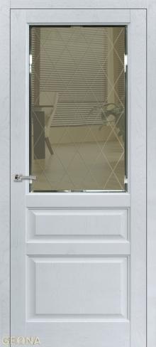 """Дверь Романс 3 купить в Санкт-Петербурге по низкой цене от производителя межкомнатных дверей """"Геона"""