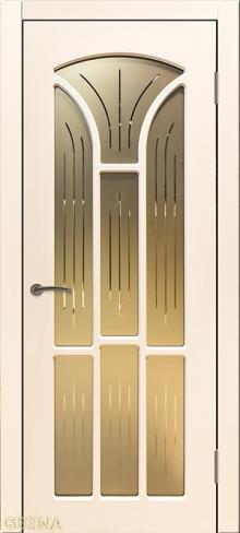"""Дверь Сапфир 7 купить в Санкт-Петербурге по низкой цене от производителя межкомнатных дверей """"Геона"""