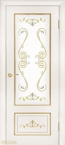 """Дверь Сицилия купить в Санкт-Петербурге по низкой цене от производителя межкомнатных дверей """"Геона"""