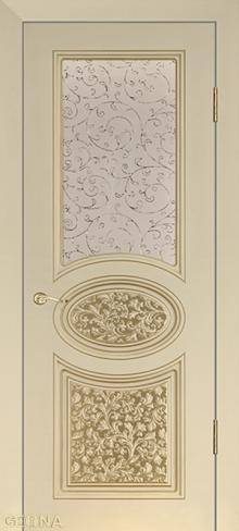 Купить межкомнатную дверь Сильвия 3 в Санкт-Петербурге от производителя