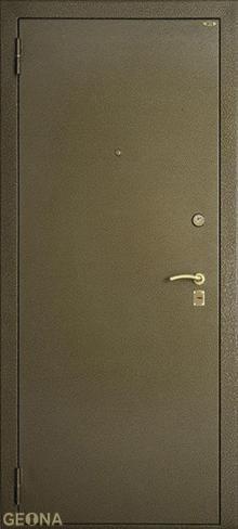 Дверь входная Стандарт купить в Санкт-Петербурге по низкой цене от производителя дверей Геона