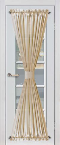 """Дверь Вита 2 со шторой купить в Санкт-Петербурге по низкой цене от производителя межкомнатных дверей """"Геона"""