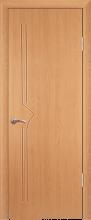 """Дверь Стрела купить в Санкт-Петербурге по низкой цене (цвет: бук) от производителя межкомнатных дверей """"Геона"""