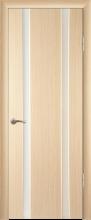 """Дверь Люкс 2 купить в Санкт-Петербурге по низкой цене (цвет: дуб беленый) от производителя межкомнатных дверей """"Геона"""
