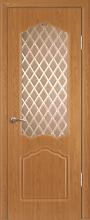 """Дверь Классика купить в Санкт-Петербурге по низкой цене (цвет: дуб) от производителя межкомнатных дверей """"Геона"""