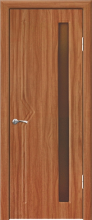 """Дверь Вектор купить в Санкт-Петербурге по низкой цене (цвет: анегри золотистый) от производителя межкомнатных дверей """"Геона"""