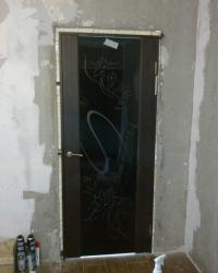Дверь Кристалл