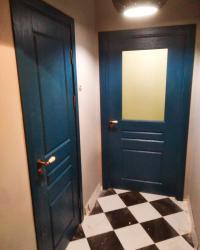 Двери Блюз 2/1 ДО и ДГ. Цвет Джинс
