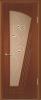"""Дверь Парус купить в Санкт-Петербурге по низкой цене (цвет: вишня) от производителя межкомнатных дверей """"Геона"""