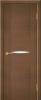 """Дверь Клео 1 купить в Санкт-Петербурге по низкой цене (цвет: орех крупно рад) от производителя межкомнатных дверей """"Геона"""