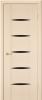 """Дверь Клео купить в Санкт-Петербурге по низкой цене (цвет: дуб крем) от производителя межкомнатных дверей """"Геона"""