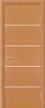 """Дверь Лайн 4 горизонтальный купить в Санкт-Петербурге по низкой цене (цвет: дуб розовый) от производителя межкомнатных дверей """"Геона"""