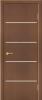 """Дверь Лайн 4 вертикальный купить в Санкт-Петербурге по низкой цене (цвет: тик гранат) от производителя межкомнатных дверей """"Геона"""